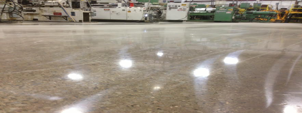 Concrete Polishing Contractors Nationwide | Polished Concrete Floors