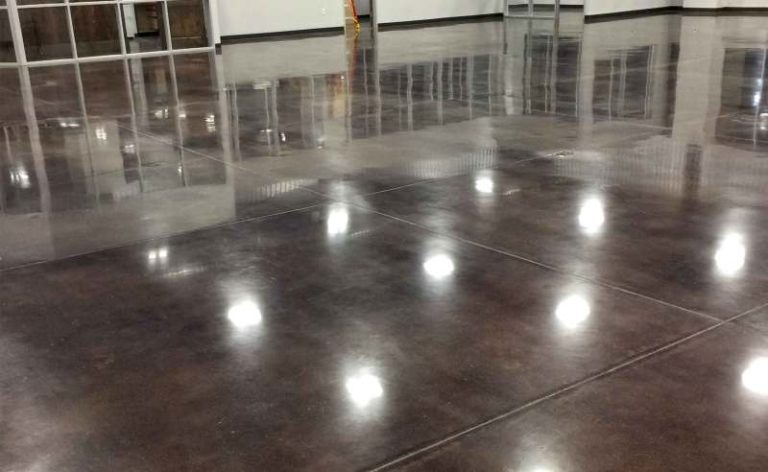 Polished Concrete Alvarado, Tx