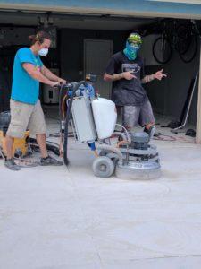 Concrete Floor Prep Sarasota