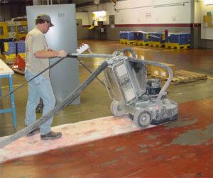 Pro Prep Concrete Grinding