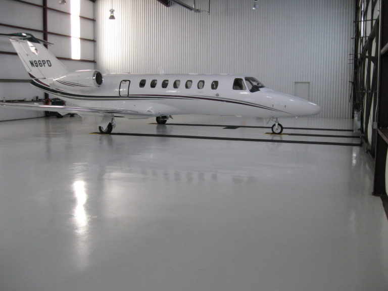 Aircraft Hangar Floor Coating New Mexico